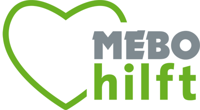 """Logo """"MEBO hilft e.V."""""""